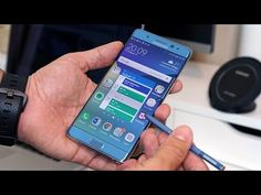 Galaxy Note 7: In-Depth Look! (Initial Review) - YouTube
