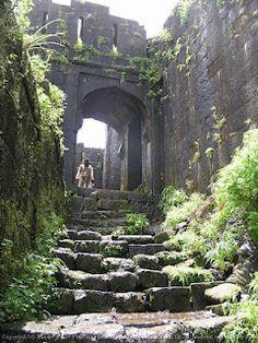 Lohagad Fort Pune - Iron Fort, India