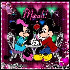 Mickey and Minnie in Love - SL