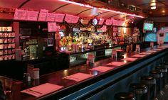 Rosebud Diner in Davis Square. DiscoverDavisSquare.com