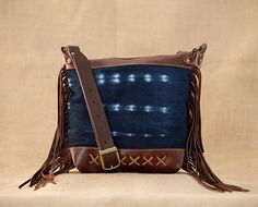 Check out this item in my Etsy shop https://www.etsy.com/listing/535904665/brown-leather-fringe-bag-brown-leather