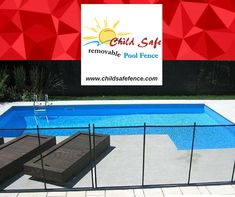 child safe offers removable pool fences as well as numerous quality and secure products - Removable Pool Fence