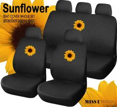 Compare Prices on Sunflower Car Accessories- Online Shopping/Buy ...