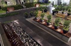 Penn State Students Present Beautiful Landscape Designs for St...