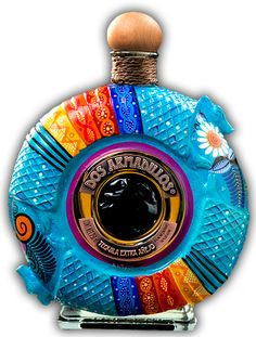 Dos Armadillos Extra Anejo Tequila Agua Bottle- ACE SPIRITS