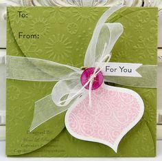 Gift Card Envelope