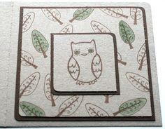 An owl card for P*skarteluhaaste #109