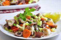 insalata di polpo siciliana