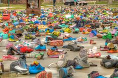 9-Year-Old Collects 23,000 Pairs Of Shoes For Reuse