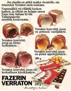 Retro Candy, Vintage Candy, Vintage Sweets, Old Commercials, Good Old Times, Candy Shop, Chocolate Box, Finland, Childhood Memories