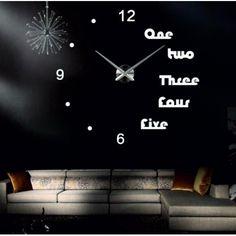 Culori ceasuri în interior. Ceasul este realizat din plex de sticlă de calitate italiană. Acest material are un aspect modern și estetic și este de 6 ori mai puternic decât cel obișnuit. Ceasurile de perete sunt echipate cu un mâner de înaltă calitate pe o baterie AA de 1,5 în AA, care funcționează silențios. Capacul mașinii este fabricat din sticlă plexi și mâinile ceasului sunt realizate din oțel solid. Instalarea este foarte simplă. Restul componentelor sub formă de figuri sunt suficiente… Wall, Home Decor, Luxury, Decoration Home, Room Decor, Walls, Home Interior Design, Home Decoration, Interior Design