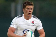 Owen Farrell. Kicking like a metronome at Twickenham. England vs Scotland 6…