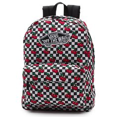 2747f40783 Cherry Checkers Realm Backpack