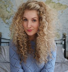 Lee Stafford Chopstick Styler review for 80s permed hair!