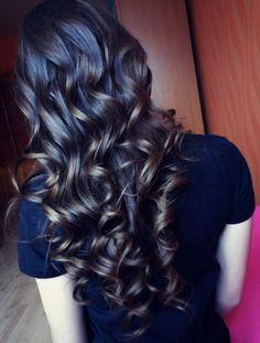 Curly Hair. Beautiful!!!