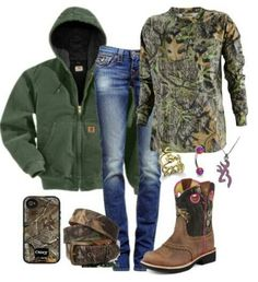 The Effective Pictures We Offer You About Country Outfit halloween A quality picture can tell you many things. You can find the most beautiful pictures that can be presented to you about Country Outfi Camo Outfits, Cowgirl Outfits, Western Outfits, Western Wear, Casual Outfits, Hunting Outfits, Cowgirl Clothing, Cowgirl Fashion, Country Style Outfits