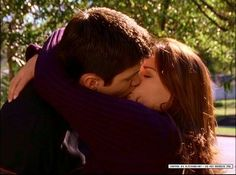 Nathan Scott and Haley James first kiss- One Tree Hill