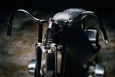 Gorgeous Revival of BMW Landspeeder Motorcycle – Fubiz Media