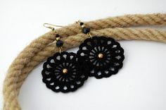 lindapaula rev crochet earrings
