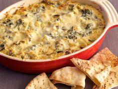 The best I've ever had: Paula Dean's Creamy Artichoke and Spinach Dip Recipe