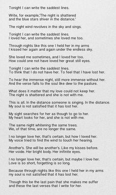 Pablo Neruda - A great poet