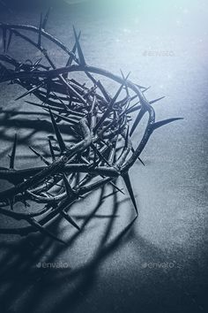 Jesus Christ crown of thorns by Javier Art Photography on Creative Market Idee di Tendenza Dessin Creative e Pregai o Evangelho ? Jesus Wallpaper, Wallpaper Quotes, Cross Wallpaper, Jesus Crown, Saint Esprit, Jesus Christus, Jesus Art, Christian Wallpaper, Crown Of Thorns