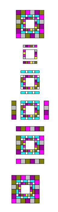 52 Weeks of Quilt Pattern Blocks in 52 Weeks - Week 11