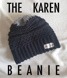 the Karen beanie