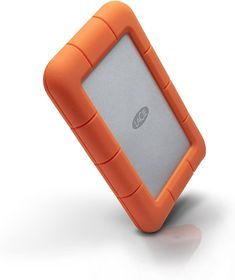 Travel with massive capacity of up to 5TB in an ultra compact portable external hard Drive For those who have a need for Speed, seamlessly connect to USB 3. 0 computers and transfer content Fast with speeds of up to 130MB/s Lacie Rugged Mini, Portable External Hard Drive, Mac Pc, Orange Design, Disco Duro, Pc Computer, Information Technology, Technology Gadgets, Hdd
