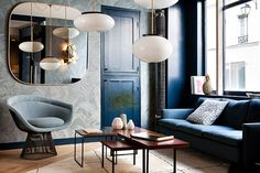 The Story Behind the Redesign of Paris's Hotel Henriette
