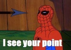 60's Spider-Man memes