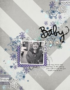 Baby Its Cold by Brynn Marie @kari alissa Peas in a Bucket