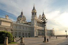 Madrid - Almudena Cathedral
