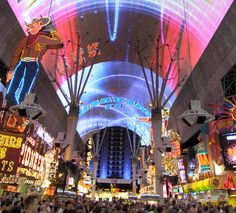 Skip the Strip: what to do in downtown Vegas right now