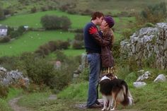 P. S. I Love You: I want to go to Ireland simply because of this movie...annnnd because I'm Irish. :)