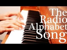 Learn The Phonetic Radio Alphabet Song! Nato Alphabet, Phonetic Alphabet, Alphabet Songs, Learning, Youtube, Studying, Abc Songs, Teaching, Youtubers