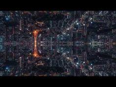 タイムラプスで見せるブレードランナー的近未来世界の片鱗!異色の経歴を持つdarwinfish105が手掛けたLLLLのMV「Only To Silence ft. Metoronori」 | white-screen.jp