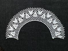 レース編み*付け襟の画像5枚目