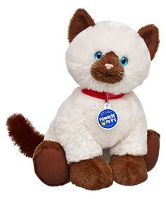 15 in. Promise Pets™ Siamese Kitty | Build-A-Bear Workshop