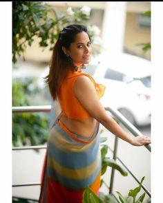 Glamorous Actress Anasuya Latest HD hot pics in Indian saree - Anasuya Bharadwaj is one of the best Actor and TV Anchor in Tollywood as of now Beautiful Girl Indian, Beautiful Girl Image, Beautiful Indian Actress, Beautiful Actresses, Beautiful Women, Sonam Kapoor, Deepika Padukone, Beauty Full Girl, Beauty Women