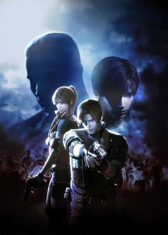 Resident Evil: The Darkside Chronicles | por revilbr