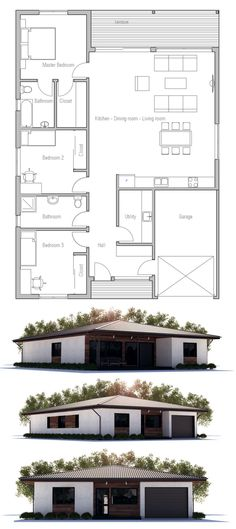 Floor Plan OZ5 from ConceptHome.com