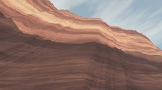 Canyons in the Day 6 #Animation #CGI #ComputationalArt #DigitalArt