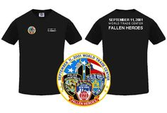 Camiseta 11 septiembre NYC