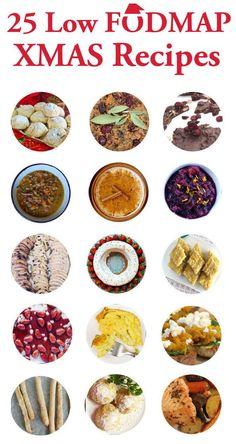 25 Low FODMAP Xmas Recipes - mygutfeeling.eu