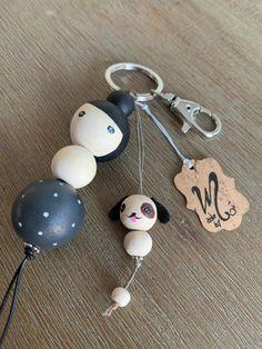 10 x smiley en bois clair perles Poupées Tête 25 mm Doll Model Craft Perle
