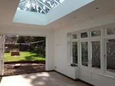 Kitchen/orangery extension under way - almost there Kitchen Orangery, New Kitchen, Kitchen Renovation, Home Projects, House, Kitchen, Outdoor Decor, New Homes, Orangery