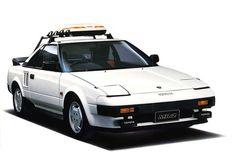 Toyota MR2 '1984–89