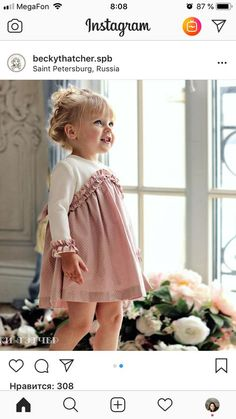 Sewing dress cotton baby girls 26 ideas - Baby Girl Dress - Ideas of Baby Girl Dress Fashion Kids, Kids Winter Fashion, Little Girl Fashion, Fashion Design, Kids Clothes Patterns, Baby Dress Patterns, Clothing Patterns, Sewing Patterns, Toddler Outfits