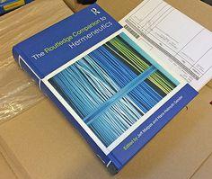 The Big Book of Hermeneutics. http://richardcoyne.com/2014/12/13/the-big-book-of-hermeneutics/